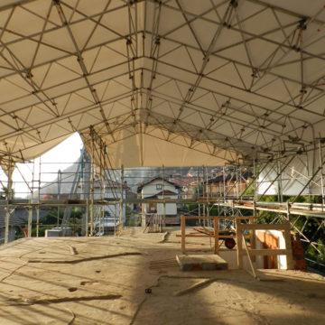 Copertura Provvisoria Cantiere Centro Noleggio Ceresio_es4
